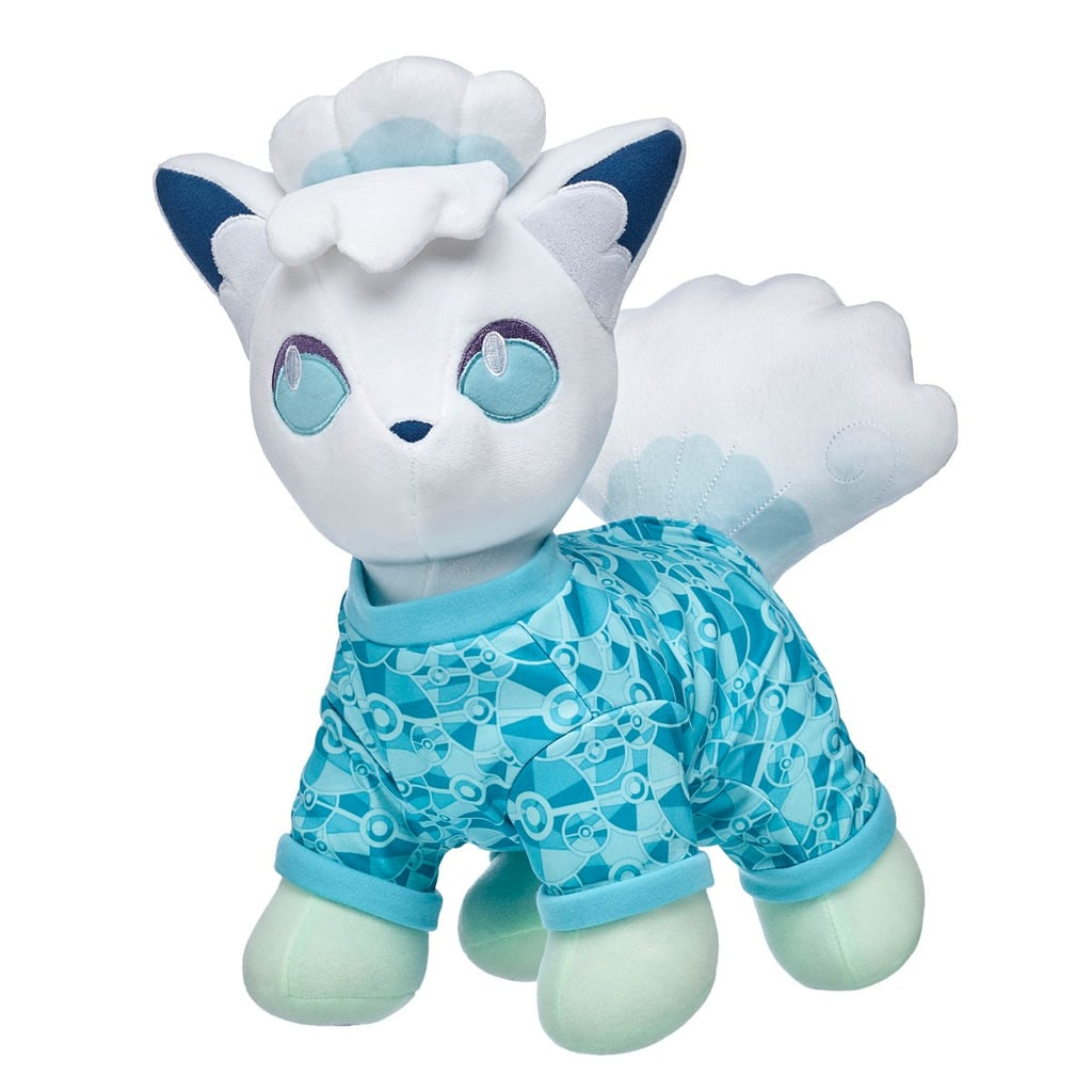 Alolan Vulpix Pokémon at Build-a-Bear