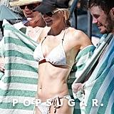 Chris Pratt Shirtless and Anna Faris in a Bikini in Hawaii