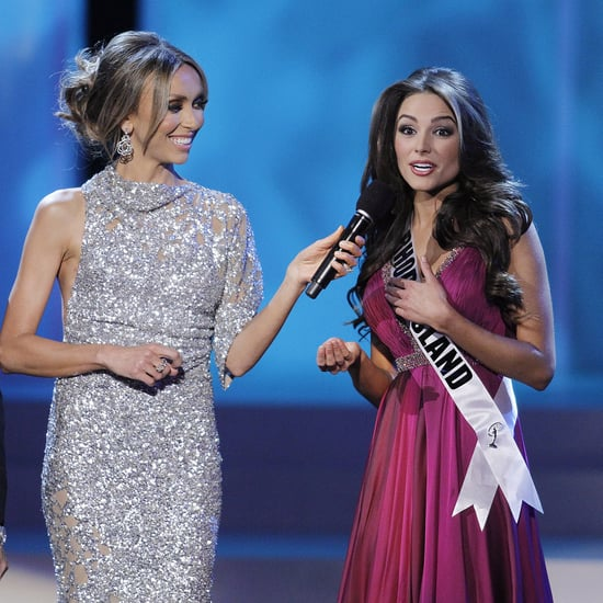 Miss USA 2012 Winner
