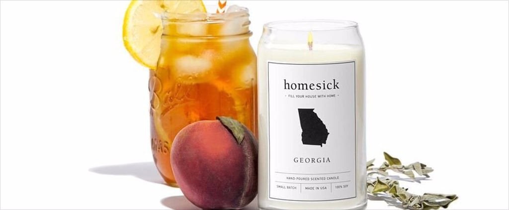"""These 50 States of """"Homesick"""" Candles Will Remind You Where Your Heart Is"""
