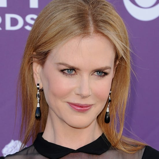 Nicole Kidman's Beauty Look at the 2012 Academy of Country Music Awards
