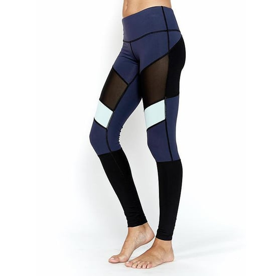 Mesh Workout Pants