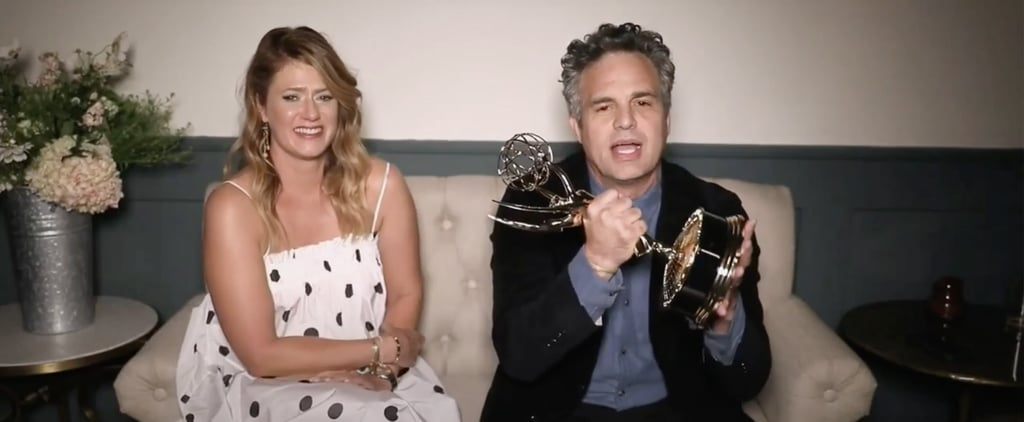 Mark Ruffalo's 2020 Emmys Acceptance Speech | Video