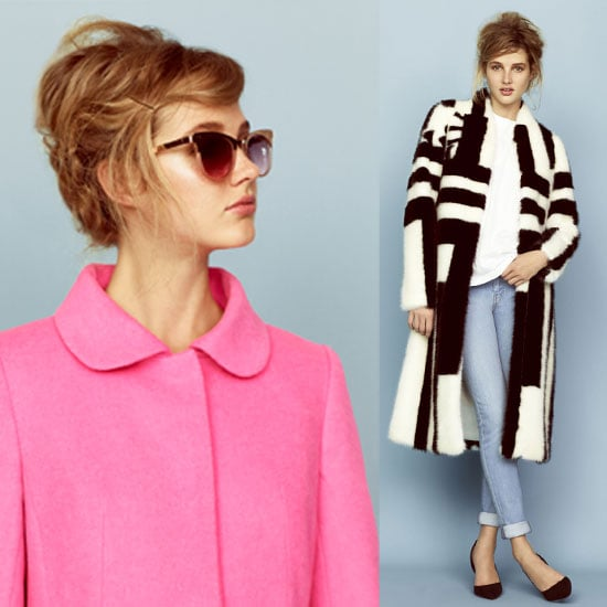 First Look at New Season Coats by Asos