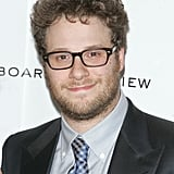Seth Rogen wore his glasses to the National Board of Review Awards gala in NYC.