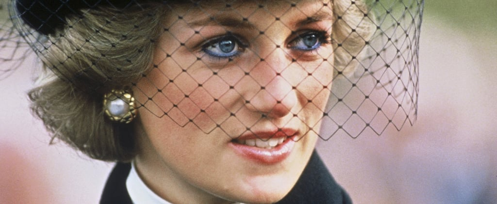 Princess Diana's Best Blue Eyeliner Makeup Looks
