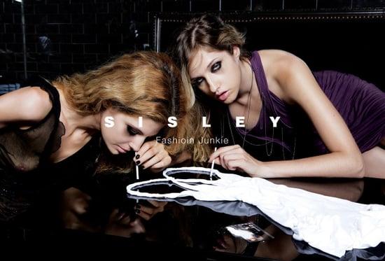 Fab Ad? Sisley Fashion Junkie, 1