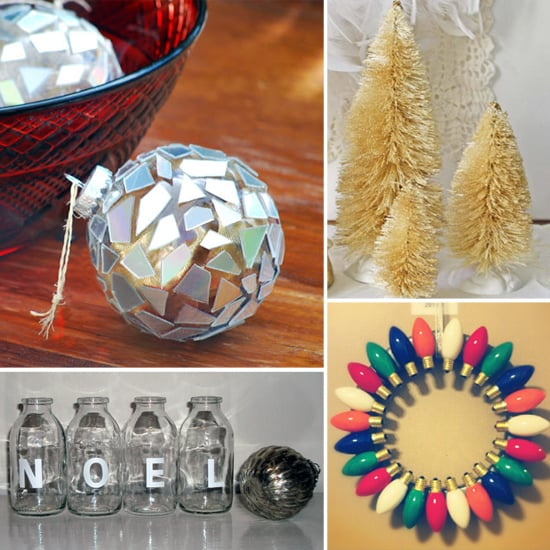 Simple Christmas Home Decorations: DIY Christmas Decorations