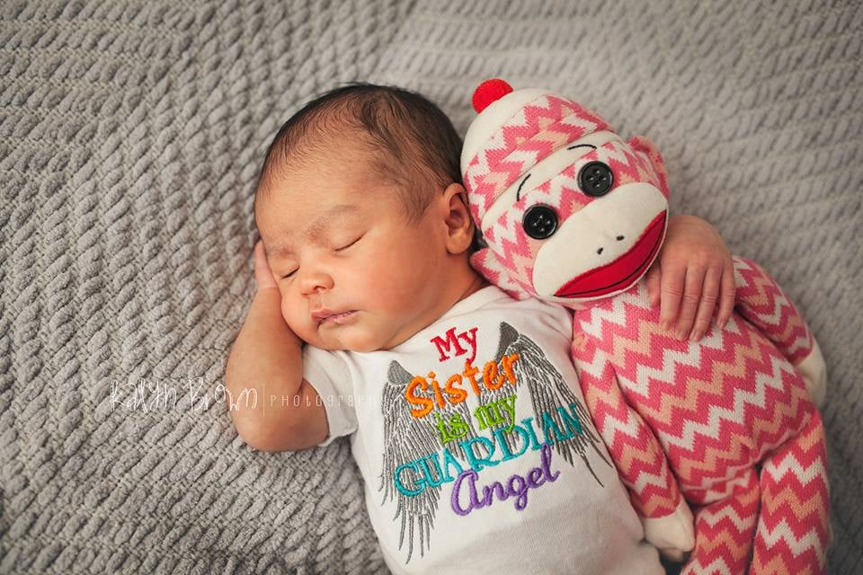 Rainbow baby photo ideas