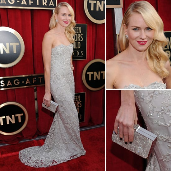 Naomi Watts: SAG Awards Red Carpet Dresses 2013