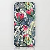 Painted Protea iPhone 6/6s/6 Plus Case ($35)