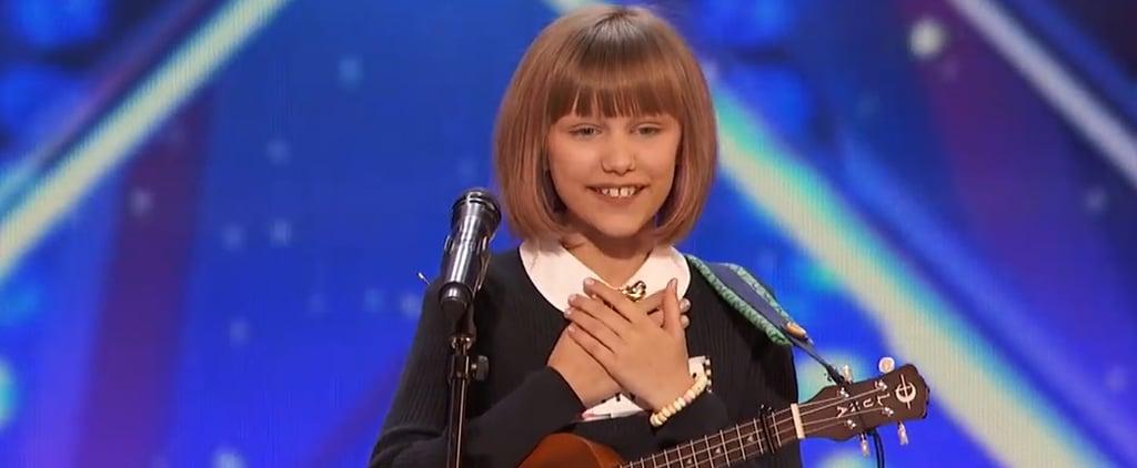 Grace VanderWaal Wins America's Got Talent (Video)