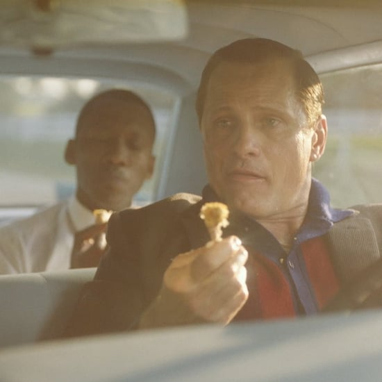 Green Book Chicken Scene With Viggo Mortensen Mahershala Ali