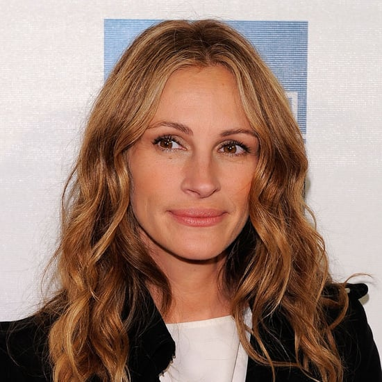 Julia Roberts Colors Her Hair Blond Again