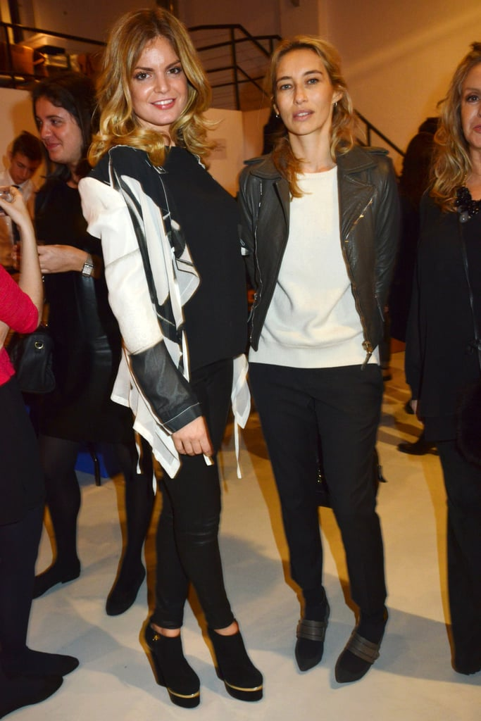 Wendy Hadida and Alexandra Golovanoff