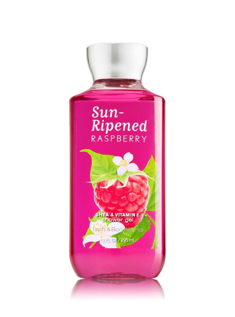 Bath & Body Works Sun-Ripened Raspberry Shower Gel