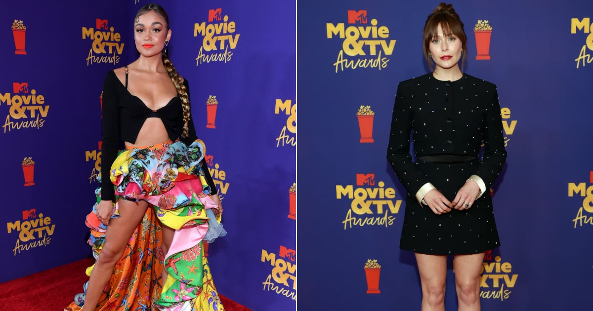 The MTV Movie and TV Awards Brings Out the Glam Minidresses and Jordan Sneakers