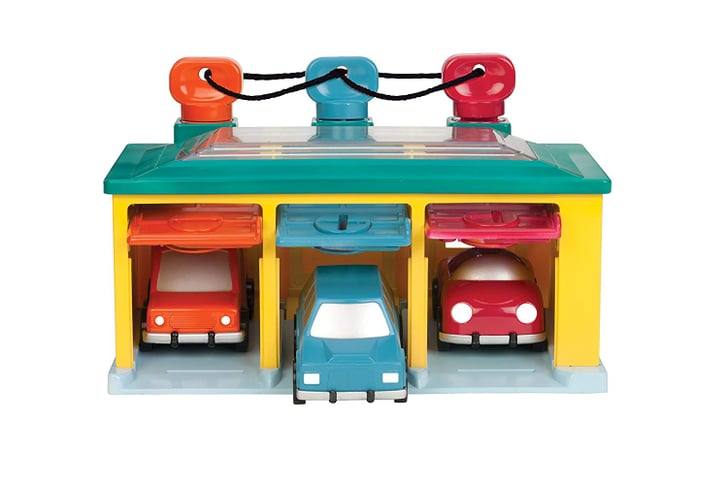 For 1 Year Olds Toysmith Battat Lock And Key Garage