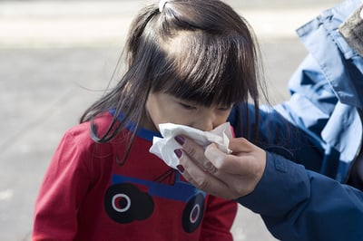 5 Tips to Keep Kids from Getting Sick