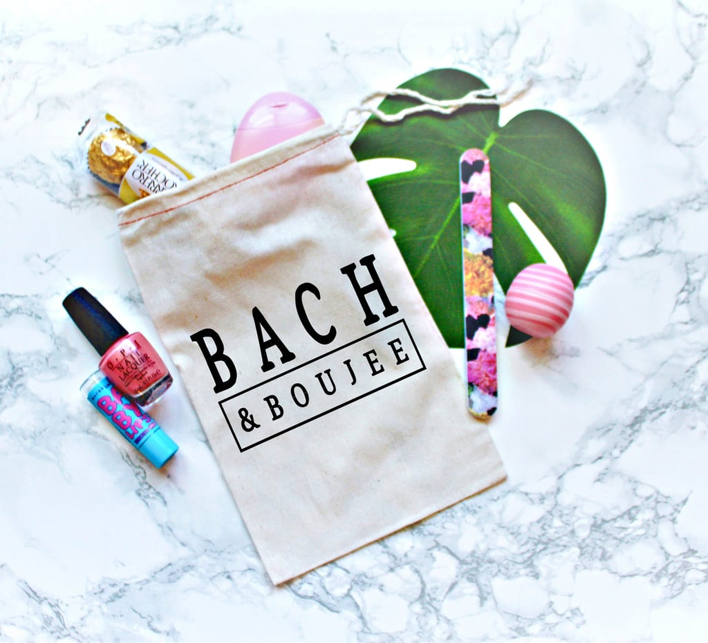 Bach and Boujee Party Favor Bag