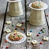 Quinoa M&M Cookies