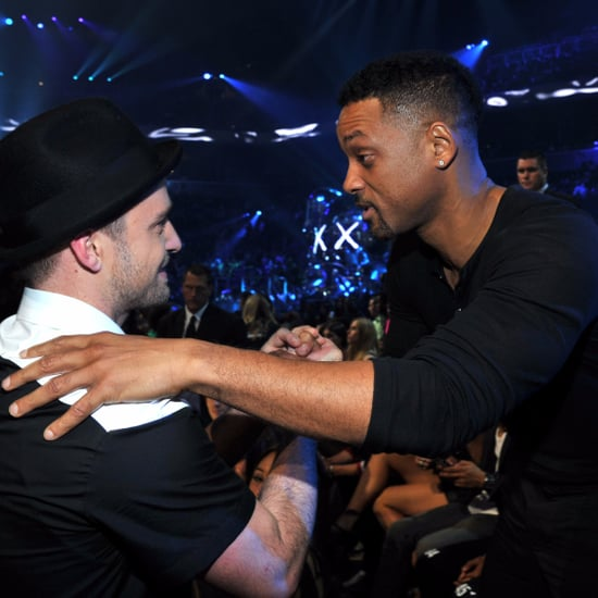 Will Smith Message For Justin Timberlake on Instagram