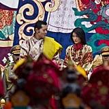 King Jigme Khesar Namgyel Wangchuck and Ashi Jetsun Pema