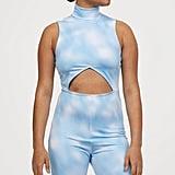 H&M x Justine Skye Cut-out Unitard