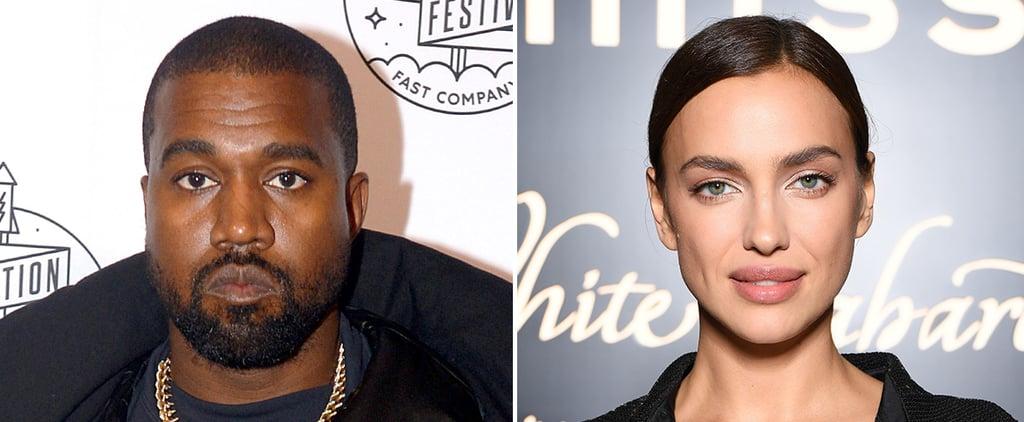 Kanye West and Irina Shayk Break Up