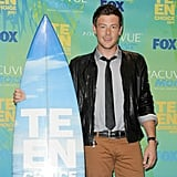 "Cory Monteith Talks Leaving Glee: ""I Don't Know, They Don't Tell Me Anything!"""