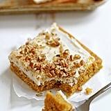 Butternut-Pumpkin Spice Cake