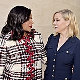 Mindy Kaling and Reese Witherspoon