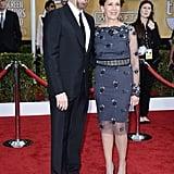 Bryan Cranston and Robin Dearden