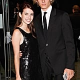 Alex Pettyfer started dating Emma Roberts after they met on the set of Wild Child in 2007. They split a year later.