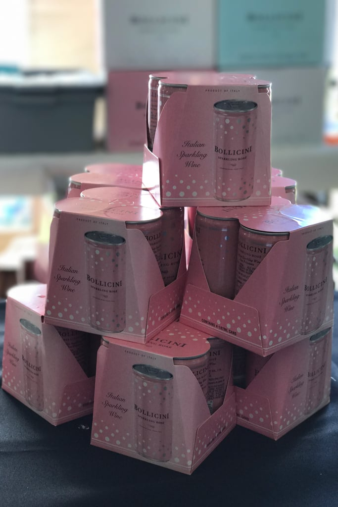Bollicini Canned Rosé and Cuvée