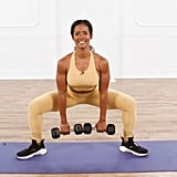 Work Your Entire Body in 30 Minutes With This Dumbbell Workout