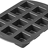 Wilton Perfect Results Premium Non-Stick Bakeware Bar Baking Pan
