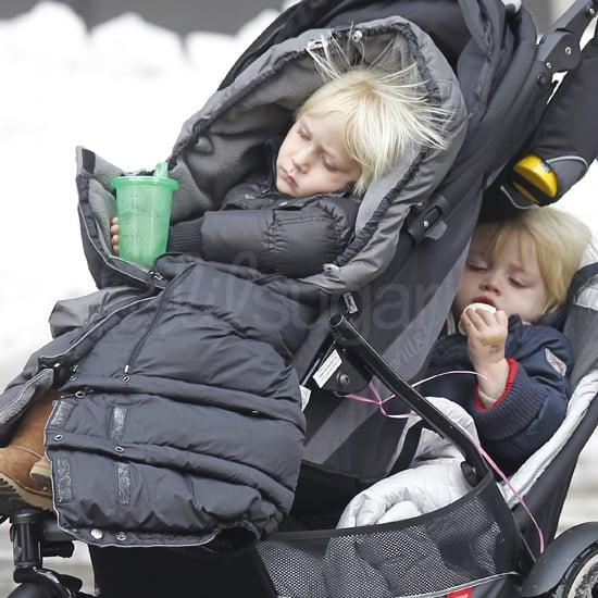 Best Stroller For Snow