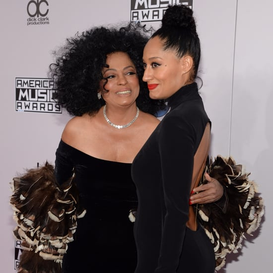 Diana Ross Takes Out Ad to Congratulate Tracee Ellis Ross