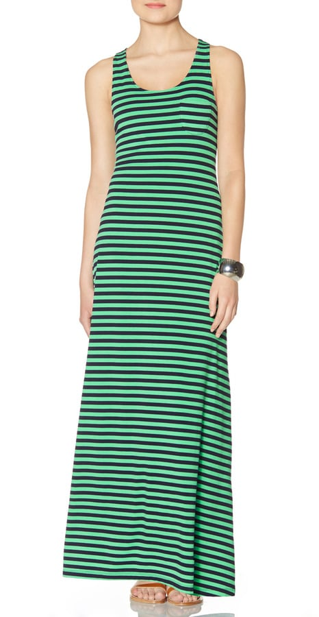 The Limited Striped Maxi Dress