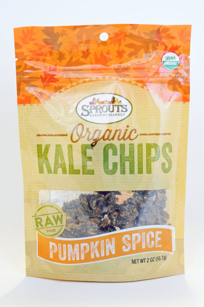 Sprouts Organic Pumpkin Spice Kale Chips
