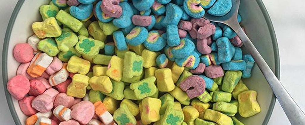 Bag of Lucky Charms Marshmallows