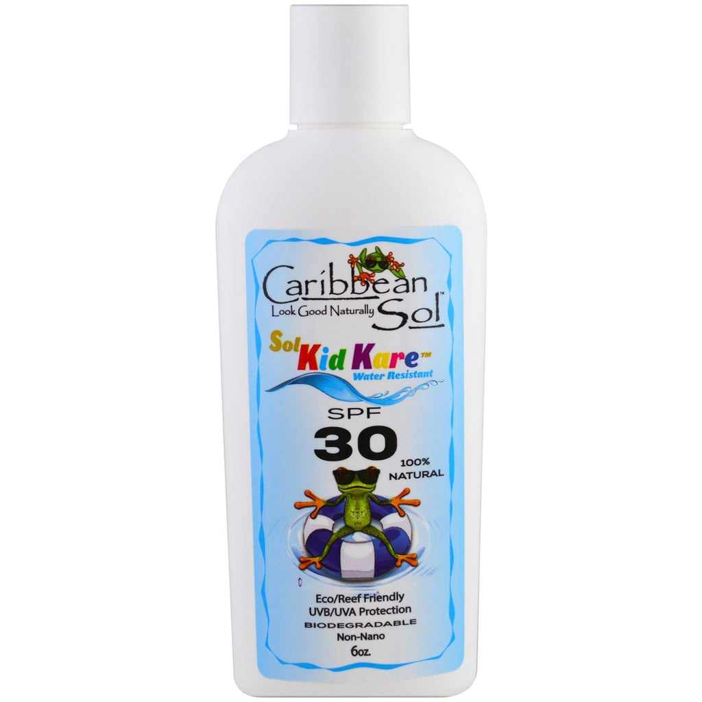 Caribbean Sol Sol Kid Kare Sunscreen Lotion, SPF 30