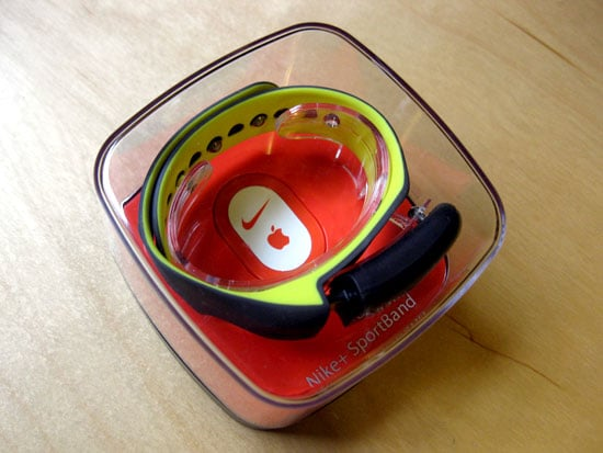 Review of the Nike+ Sportsband