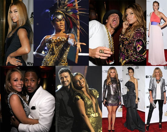 Photos of Fashion Rocks Concert