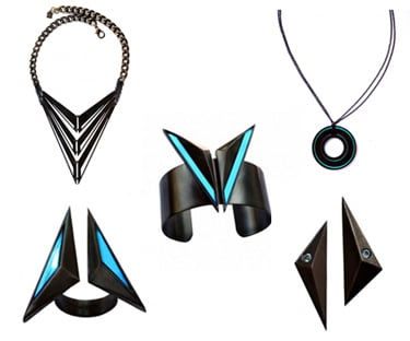 Tron-Inspired Jewelry From TomTom