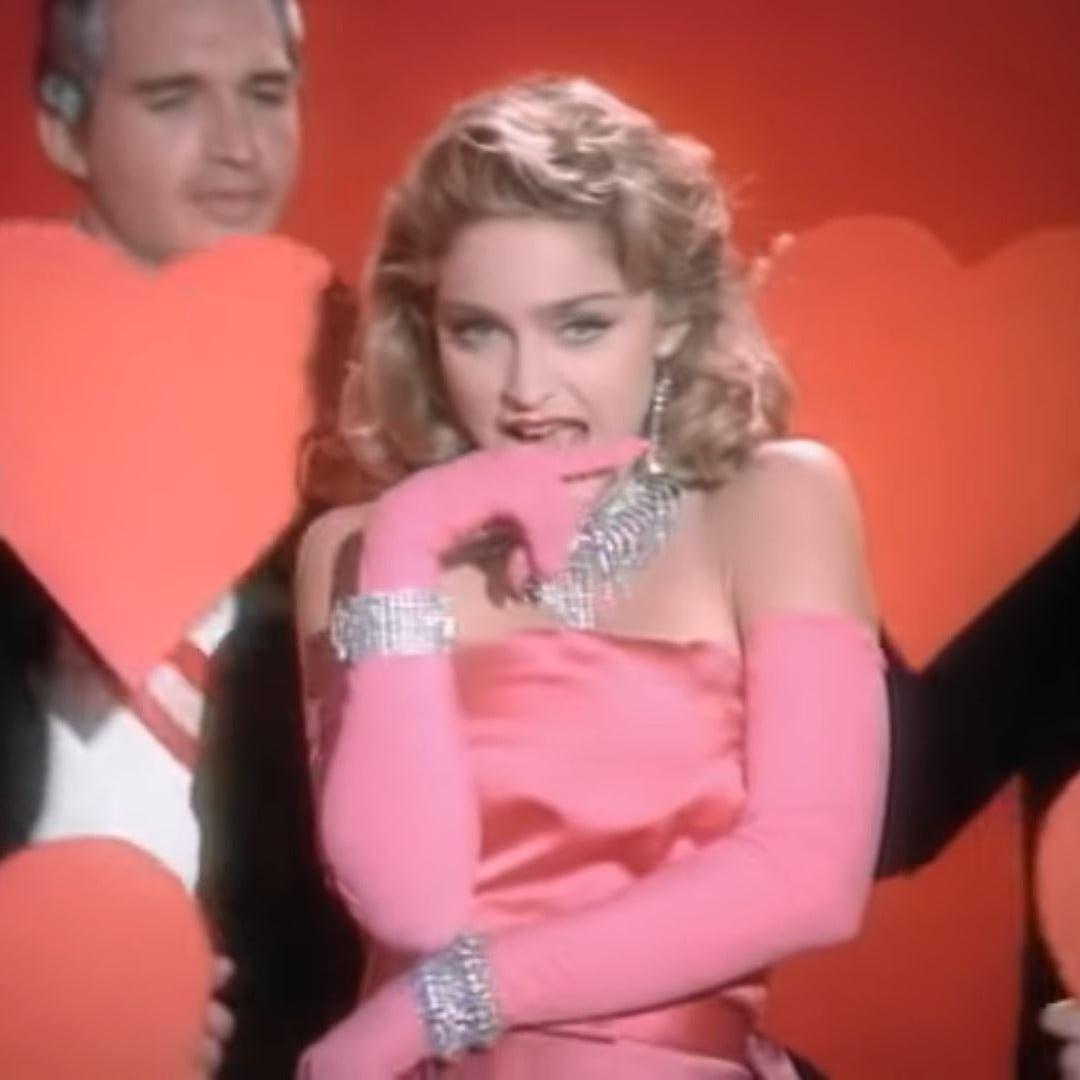 iconic 80s music videos popsugar entertainment