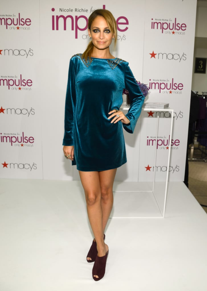Nicole Richie For Impulse