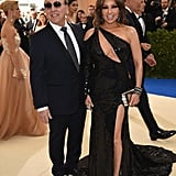 Thalia's Met Gala Gown Has a Sexy Detail That's Simply Impossible to Miss