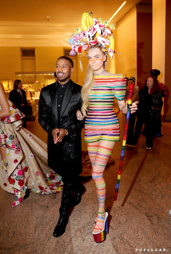 Michael B Jordan And Cara Delevingne Best Pictures From The 2019
